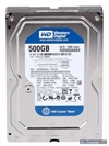 Western Digital Caviar Blue 500 GB - 7200rpm - 16MB Cache - Sata 3
